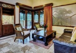 Sleeping Giant Rainforest Lodge - Belmopan - Bedroom