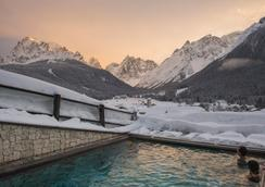 Berghotel - Sesto - Pool