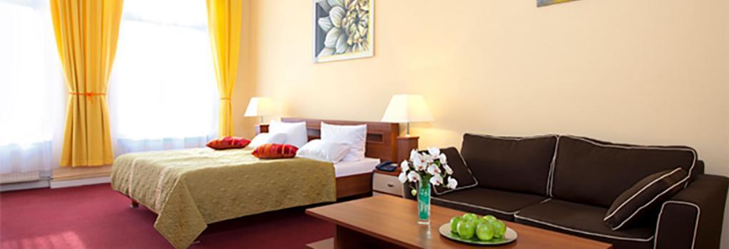 Hotel Abendstern - Berlin - Bedroom