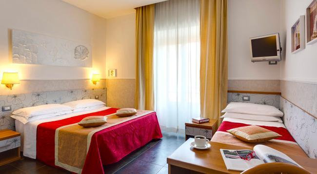 Hotel Marcantonio - Rome - Bedroom
