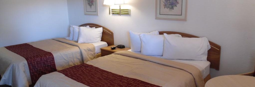 Red Roof Inn Kingman - Kingman - Bedroom