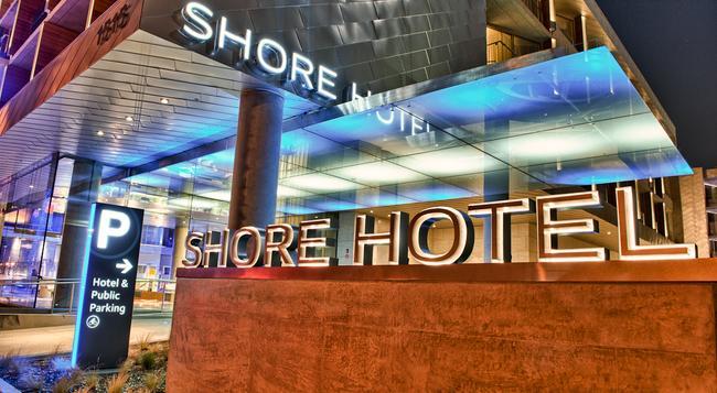 Shore Hotel - Santa Monica - Building