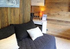 Hotel Montana - Chamonix - Bedroom