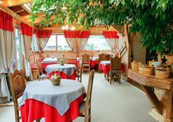 Hotel Montana - Chamonix - Restaurant