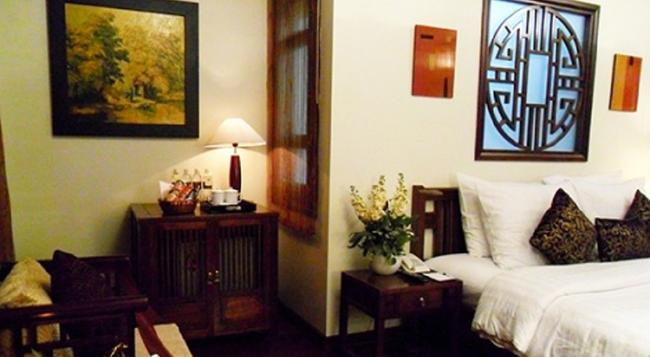 Golden Lotus Hotel - Hanoi - Bedroom