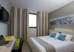 B&B Hotel Bologna - Castel Maggiore - Bedroom