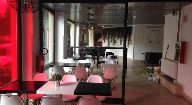 B&B Hotel Firenze Nuovo Palazzo di Giustizia - Florence - Lounge