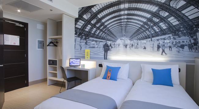 B&B Hotel Trieste - Trieste - Bedroom