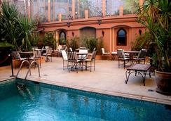 Hotel Nassim - Marrakesh - Pool