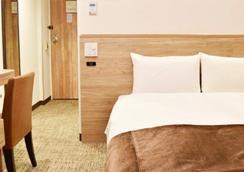 Nest Hotel Osaka Shinsaibashi - Osaka - Bedroom