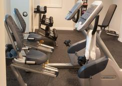 The Attwater - Newport - Gym