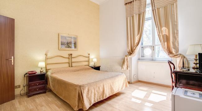 D Este Hotel - Rome - Bedroom