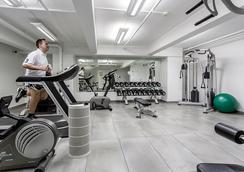 Copenhagen Mercur Hotel - Copenhagen - Gym