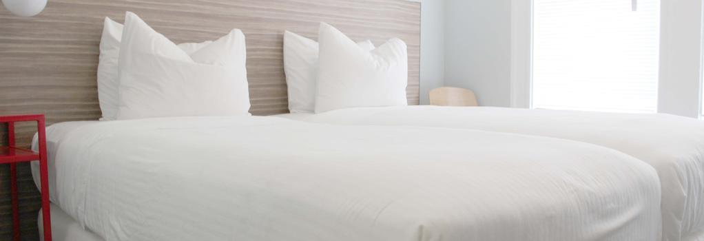 Minna Hotel - San Francisco - Bedroom