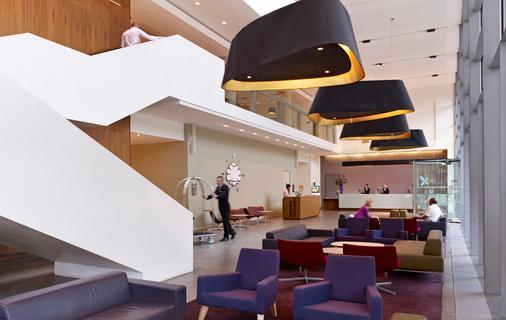 DoubleTree by Hilton Hotel Leeds City Centre - Leeds - Lobby