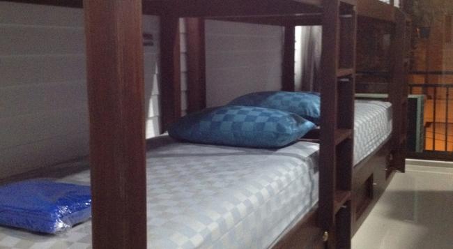 Back Home Backpackers - Bangkok - Bedroom