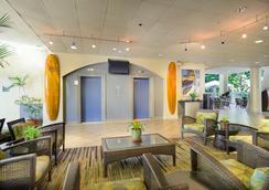 Aqua Aloha Surf Waikiki - Honolulu - Lobby