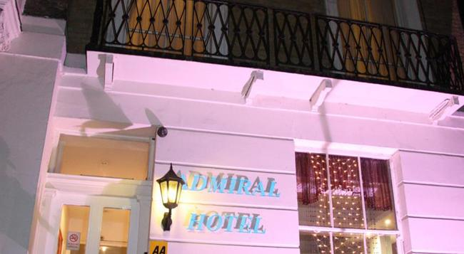 Admiral Hotel - London - Building