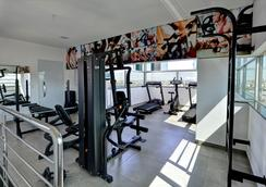 Porto Bello Palace Hotel - Uberlândia - Gym