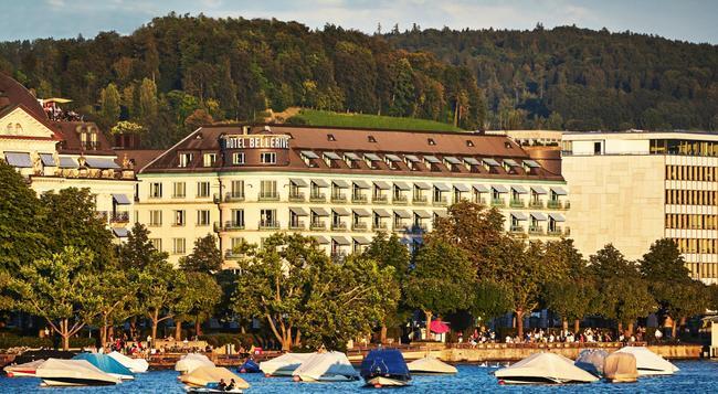 Steigenberger Hotel Bellerive au Lac - Zurich - Building