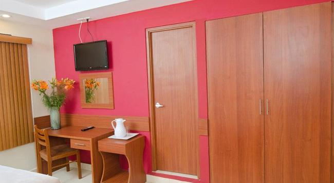 Hotel Centroamericano - Panama City - Bedroom