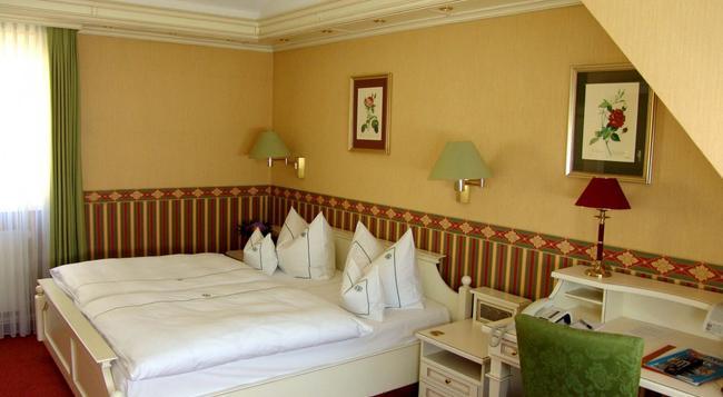 Hotel Coellner Hof - Cologne - Bedroom