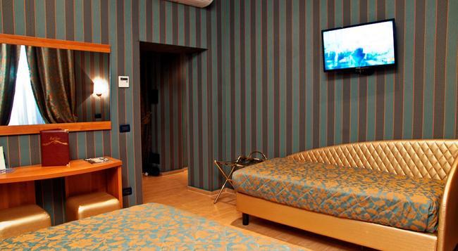 Lirico Hotel Rome - Rome - Bedroom