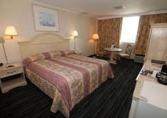 Meadowlands View Hotel - North Bergen - Bedroom