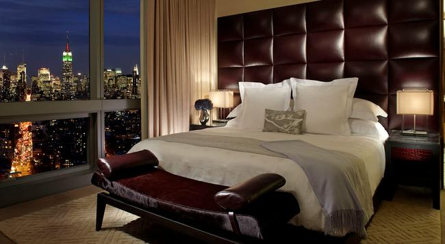 Jet Luxury @ The Trump Soho - New York - Bedroom