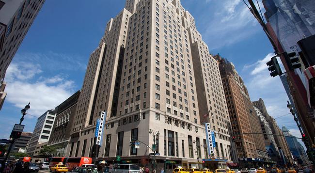 Wyndham New Yorker Hotel - New York - Building