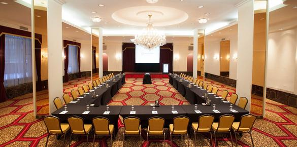 Wyndham New Yorker Hotel - New York - Conference room