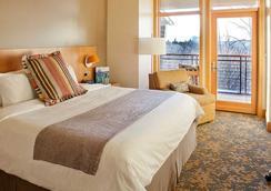 Cedarbrook Lodge - SeaTac - Bedroom