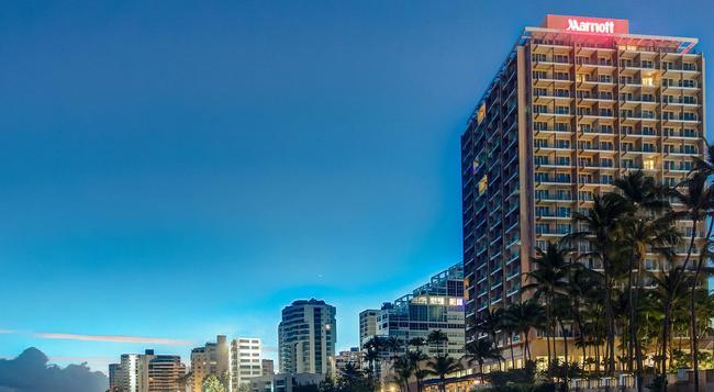 San Juan Marriott Resort & Stellaris Casino - San Juan - Building