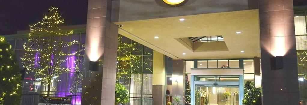 Executive Plaza Hotel & Conference Centre Coquitlam - Coquitlam - Building