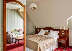 Atlas Deluxe - Lviv - Bedroom