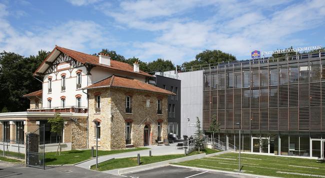 Best Western PLUS Paris Meudon Ermitage - Meudon - Building