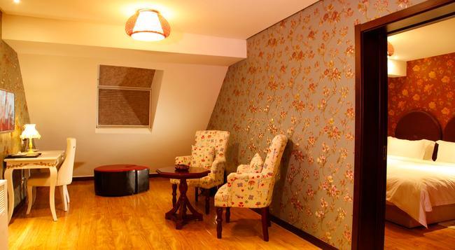 Shenanbei Boutique Hotel - Hangzhou - Bedroom