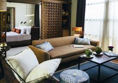 Bisma Eight Ubud - Ubud - Bedroom