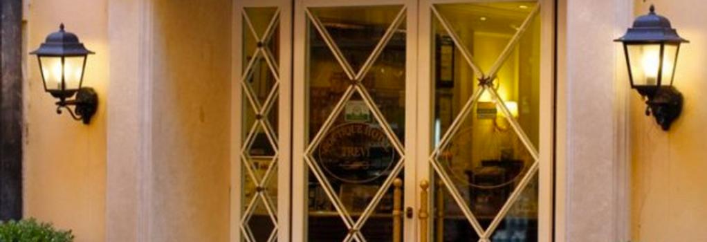 Boutique Hotel Trevi - Rome - Building