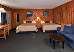 The Lake Motel - Lake George - Bedroom
