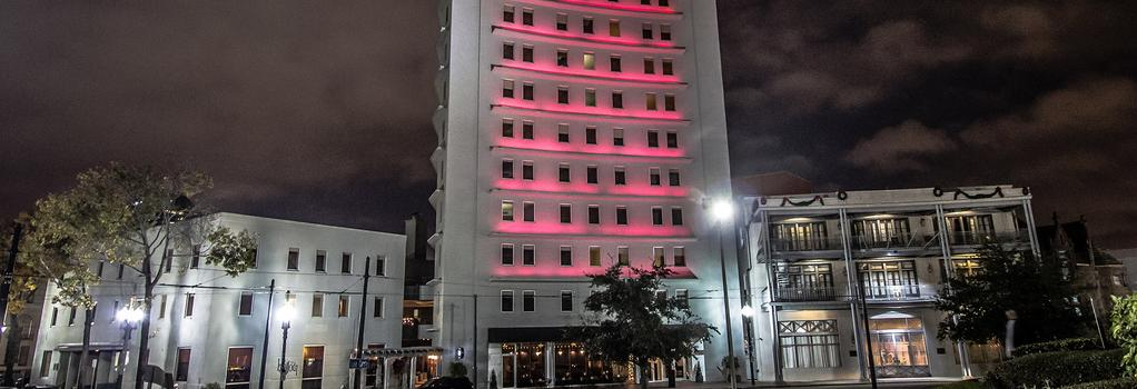 Hotel Modern New Orleans - New Orleans - Building