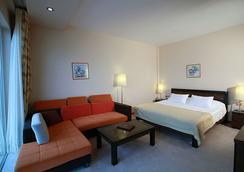 Aragosta Hotel & Restaurant - Durres - Bedroom