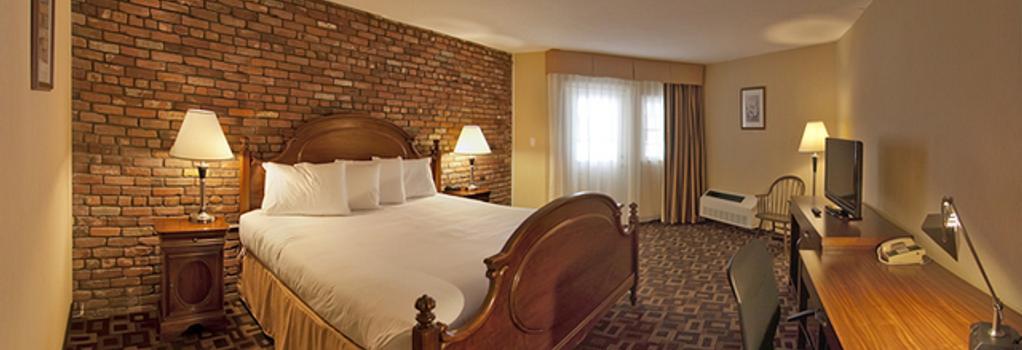 Cortina Inn Hotel and Resort - Killington - Bedroom