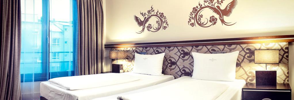 Ambiance Rivoli - Munich - Bedroom
