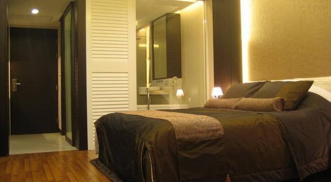 Merisess Sukhumvit 16 - Bangkok - Bedroom