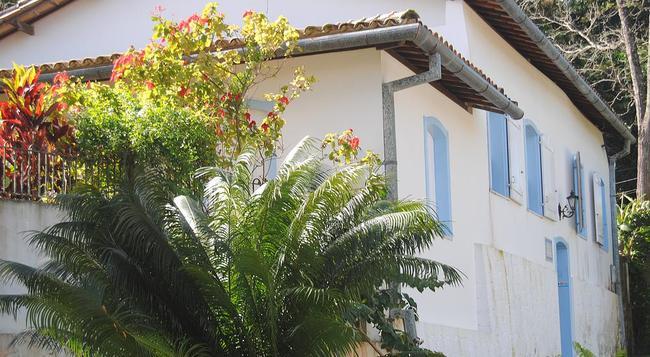 Pousada Almaviva - Velha Boipeba - Building