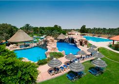Danat Al Ain Resort - Al Ain - Pool