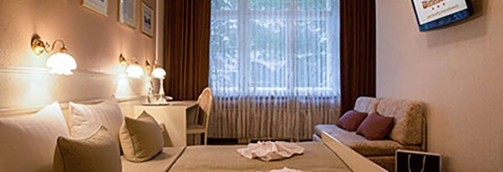 Hotel Wittelsbach am Kurfürstendamm - Berlin - Bedroom