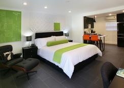7 Springs Inn & Suites - Palm Springs - Bedroom