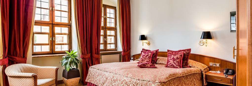 Romantik Hotel Bülow Residenz - Dresden - Bedroom